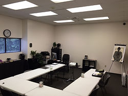 Firearm Safety Training Room