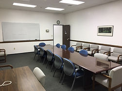 Active Shooter Response Training Room