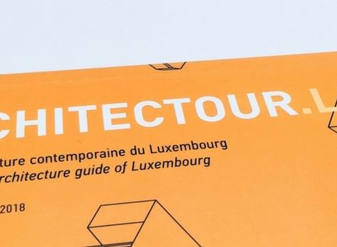 Le guide de l'architecture contemporaine au Grand-Duché de Luxembourg