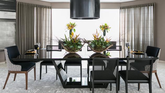 Sala de jantar - Vera Teixeira