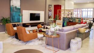 Sala de TV - Cris Costa e Giba Mesquita
