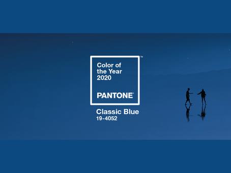 Pantone anuncia a cor do ano 2020