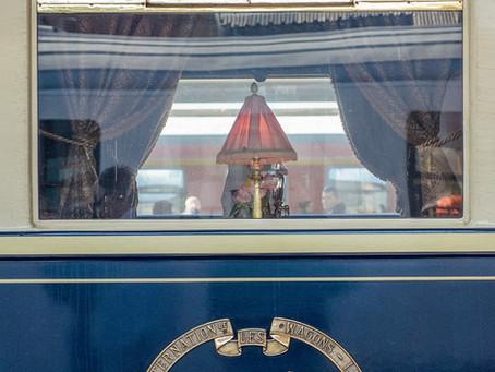 Ambiance version Crime de l'Orient Express