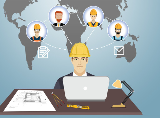 Virtual Management & Virtual Teams: A COVID-19 blessing for Construction?
