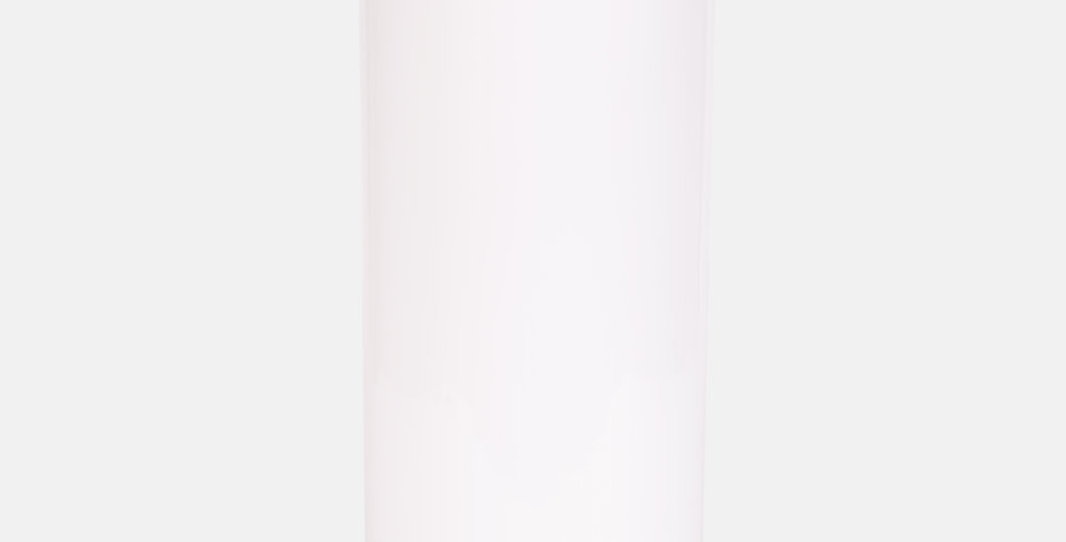 White Glass Cylinder