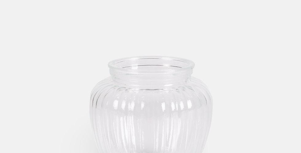 Jam Jar Vase