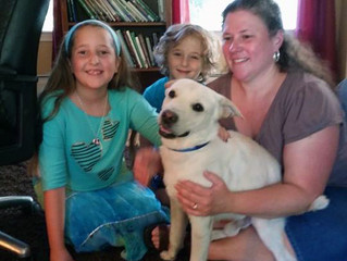 Adopted! Colby