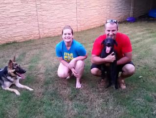 Dakota Meets His New Family