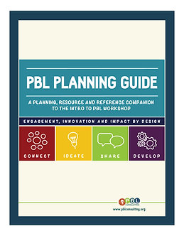 PBL PLANNING GUIDE (English)