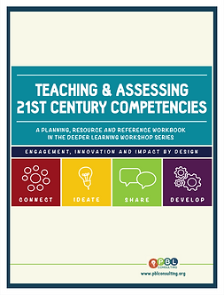 Book Cover 'Teaching & Assessing 21st Century Competencies'