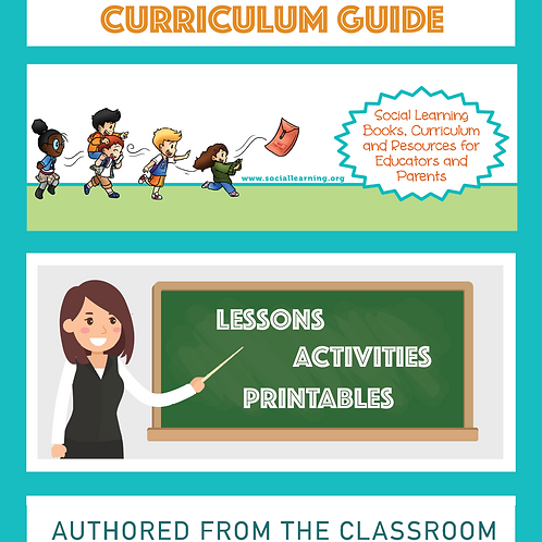 Curriculum Guide - COMPLETE SET of lessons, resources and printables