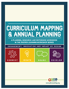Curriculum Mapping & Annual Planning, Project-Based Learning, PBL, Project Based Learning