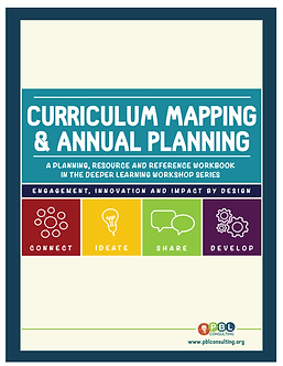 CURRICULUM MAPPING & ANNUAL PLANNING