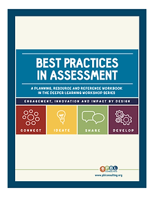 Best Practices in Assessment, Project-Based Learning, PBL, Project Based Learning