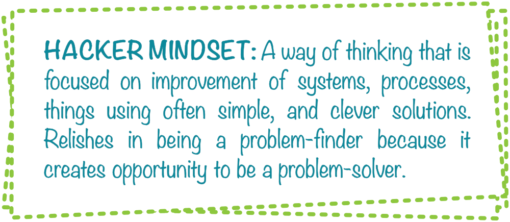 Hacker Mindset, Maker Movement, PBL