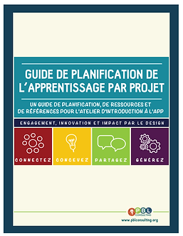 PBL PLANNING GUIDE (French)