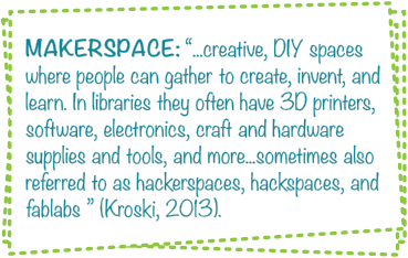 Makerspace, Project-Based Learning, PBL