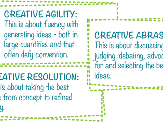 How can you teach and assess creativity and innovation?