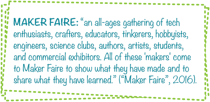 Maker Faire, PBL Consulting, Project-Based Learning