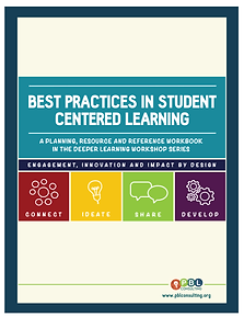 Best Practices in Student Centered Learning, Project-Based Learning, PBL, Project Based Learning