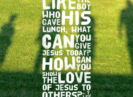 What Can You Give Jesus?