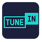 TuneIn Podcast Icon.png
