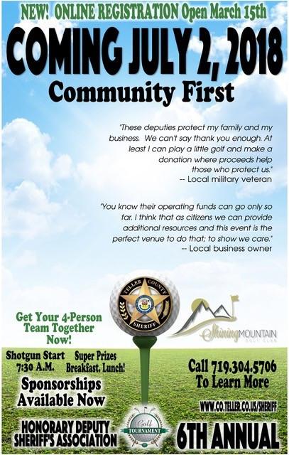 Community First Golf Tournament