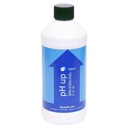 Base: Potassium Hydroxide