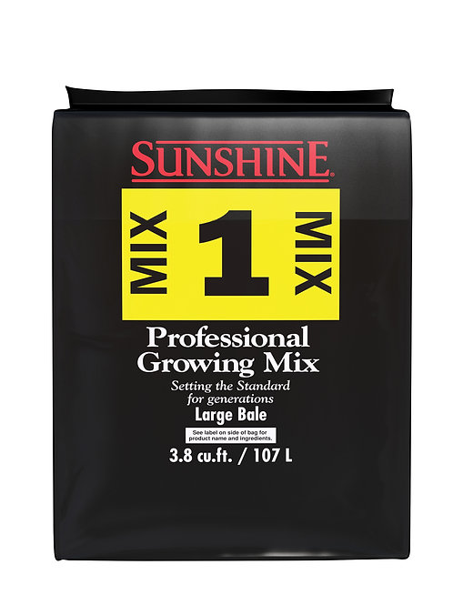 Sunshine Mix 1 - Soil