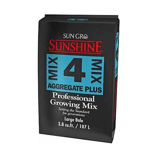 Sunshine Mix 4 - Soil