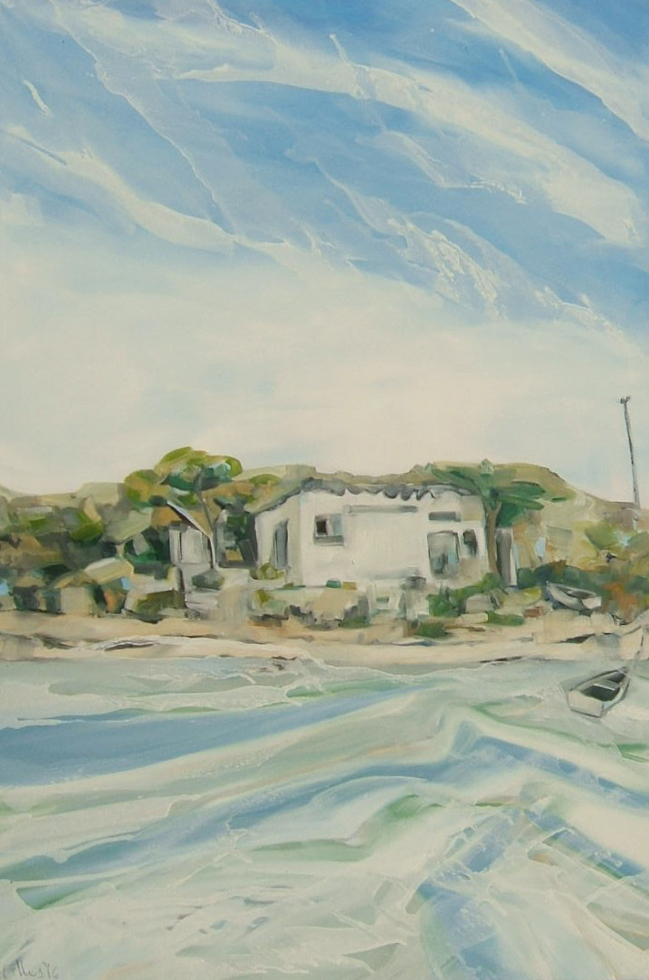 fisherman's cottage, farol i