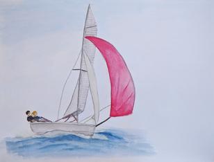 200 sailing.