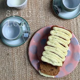 spiced loaf.