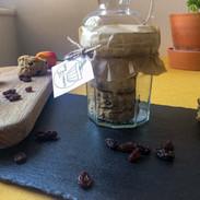 spelt and buckwheat fruit scones