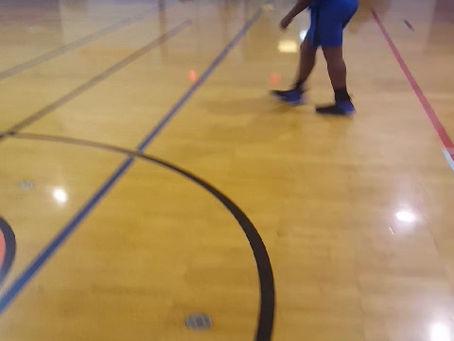 Dribbling Drill