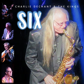Cover For SIX - Charlie DeChant & The Ki