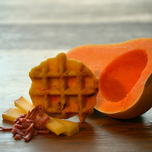 Potiron - Gruyère - Bacon