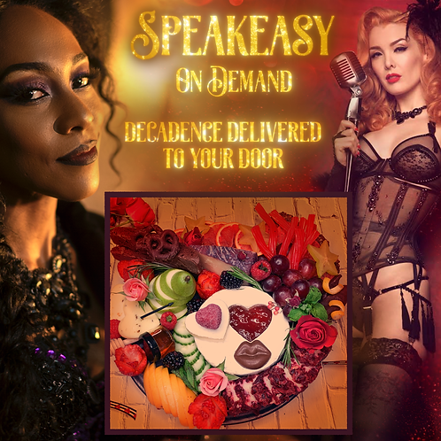 SPEAKEASY AND SWEETS!