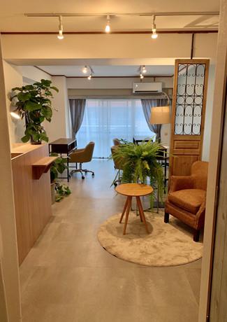 インテリアコディネート エステサロン・マッサージサロン・美容室・カフェの内装施工  SHAMBALLA-INTERIOR(シャンバラ)