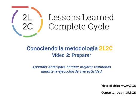 Conociendo la metodología: Video 2