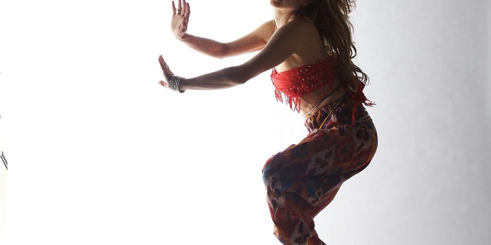 Beginner Afro Fusion Dance