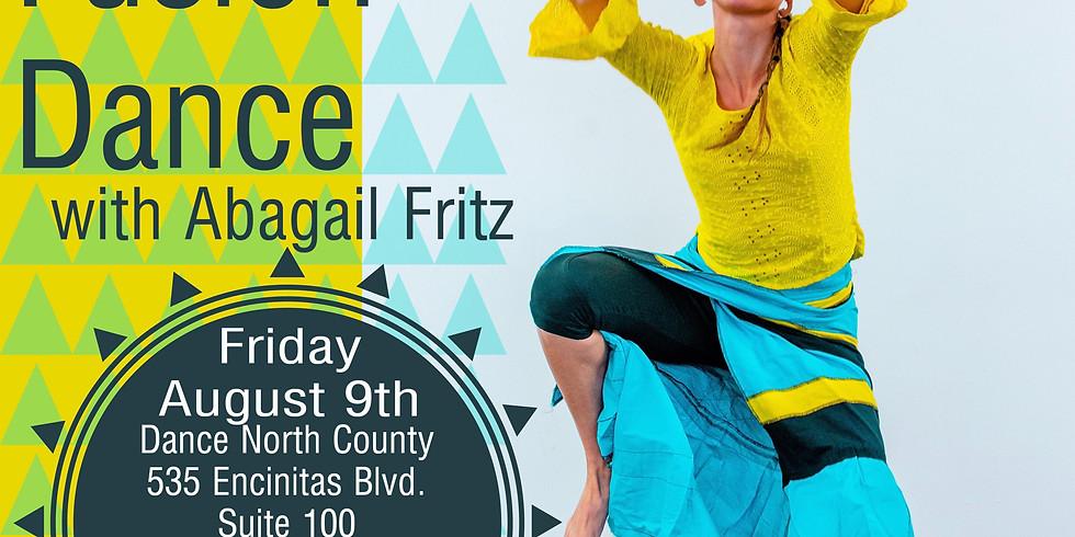 Afro Fusion Dance Encinitas/San Diego County