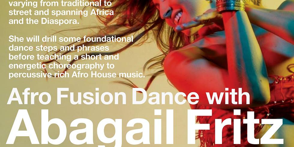 San Francisco Workshop: INT/ADV Afro Fusion Dance