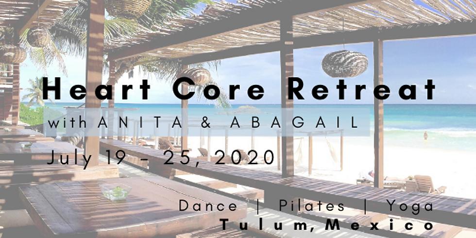 Heart Core Retreat: Tulum, Mexico