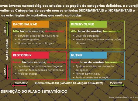 As 5ª e 6ª etapas do Gerenciamento por Categorias-Estratégia das Categorias e Táticas das Categorias
