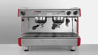 Επαγγελματική μηχανή καφέ espresso Casadio Undici Red - Gruppo Cimbali