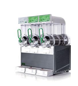 Επαγγελματική γρανιτομηχανή BRAS FBM με κάδους 10 λίτρων