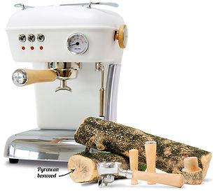 Οικιακή μηχανή καφέ espresso Ascaso Dream