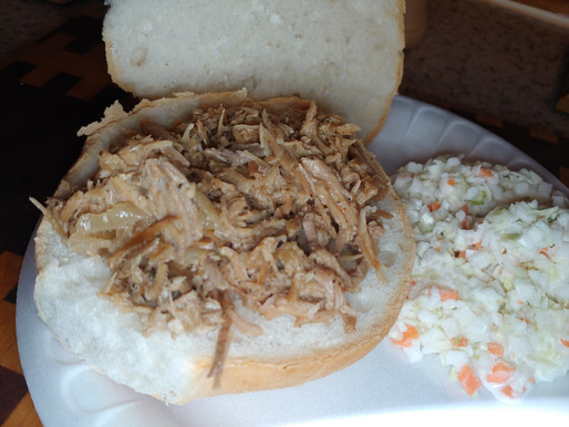 Southern Style BBQ …In a Slow Cooker?