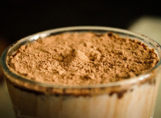 Spicy Spiced Wafer Milkshake